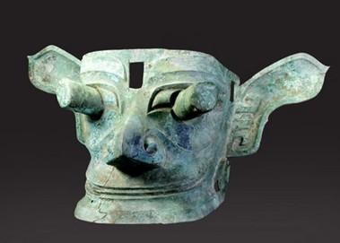 四川广汉三星堆博物馆青铜器精赏