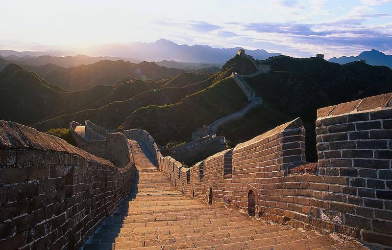 万里长城——中华民族伟大力量与智慧的结晶
