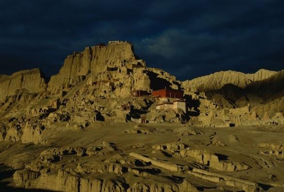 西藏古格王国遗址