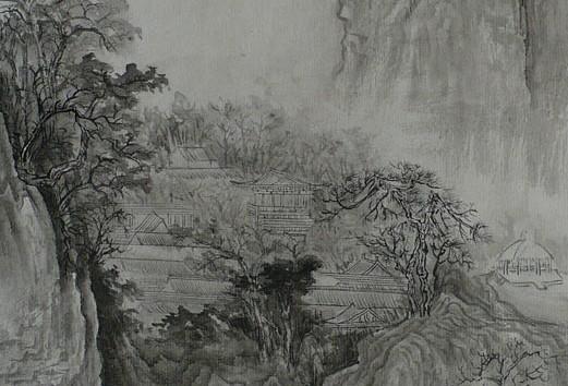 青年画家莫宝:穿越古典之任逍遥