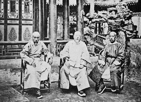 绝对罕见:外国摄影家珍藏的旧中国老照片