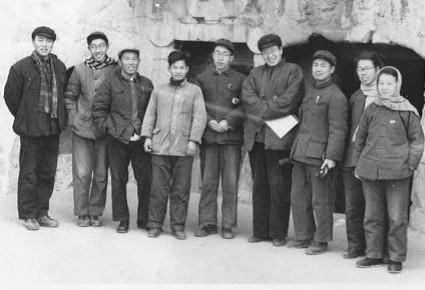 北大考古90年:老照片里的学科成长史