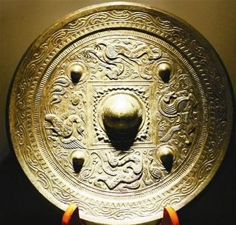 历代铜镜发展史