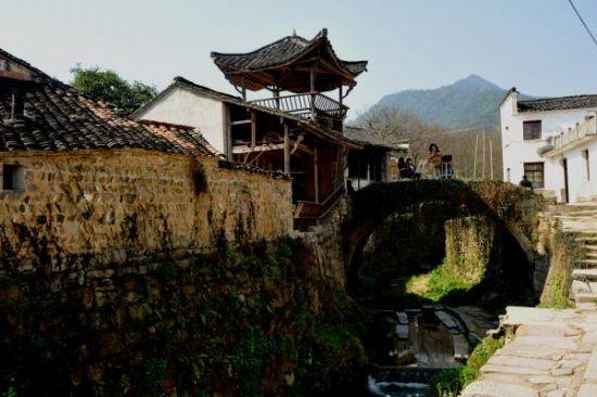 宣城査济古村 一个有故事的村庄
