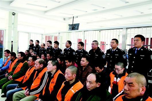 湖北省最大盗墓倒卖文物案一审宣判