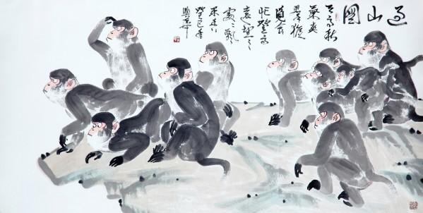王兴华书画作品作品欣赏