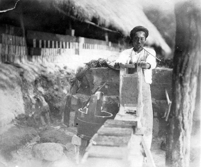 四川乐山社会人文老照片(1915-1925年)