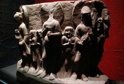 成都万佛寺 一座湮没在地下的千年古刹