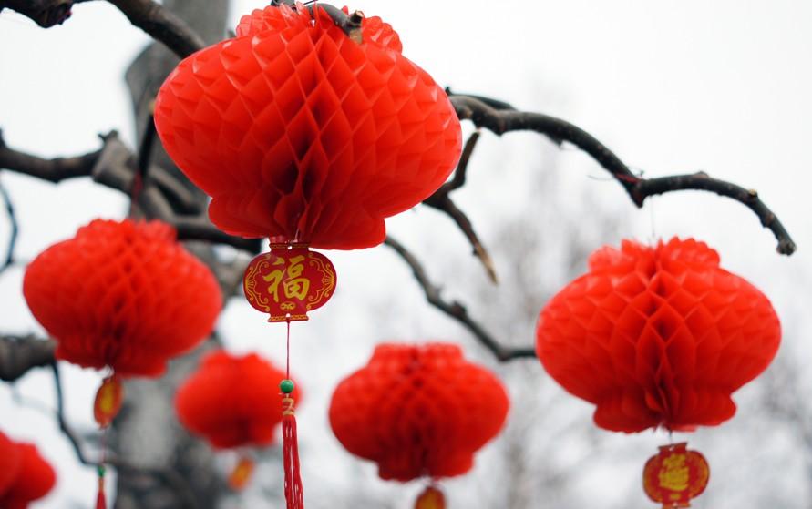 京城庙会里的年味儿