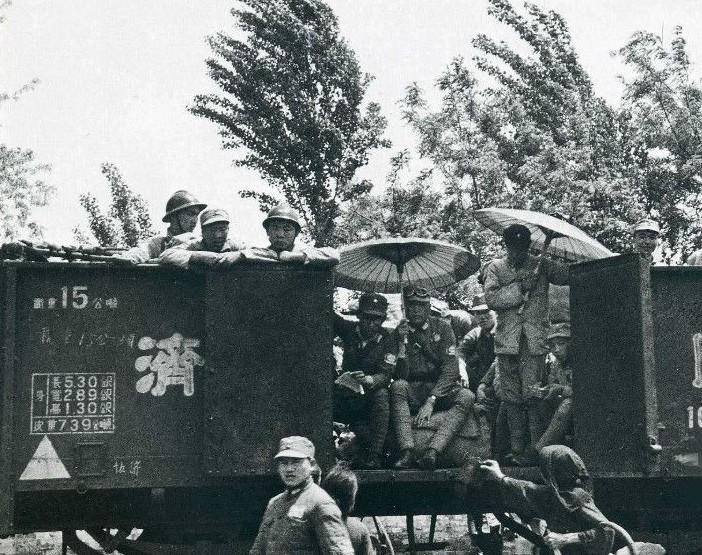 抗战时的中国——罗伯特·卡帕的摄影