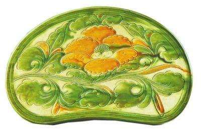 洛阳文物牡丹纹饰始见于唐代 兴盛于北宋