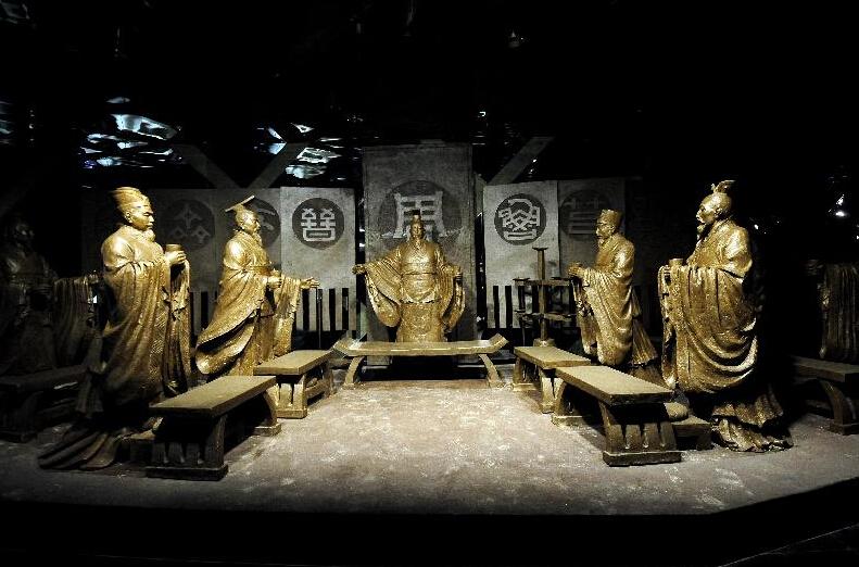 """山西晋国博物馆将于""""文化遗产日""""对外开放"""