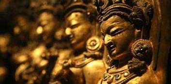 藏地佛韵—观西藏韩国三级片大全在线观看馆馆藏造像