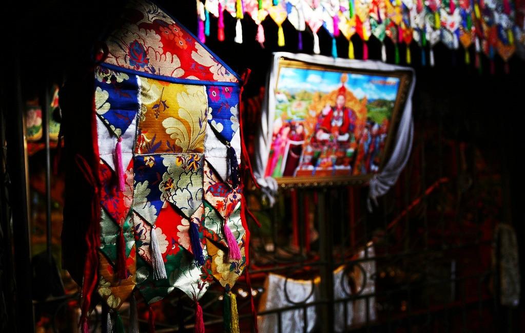 西藏服饰——穿在身上的艺术
