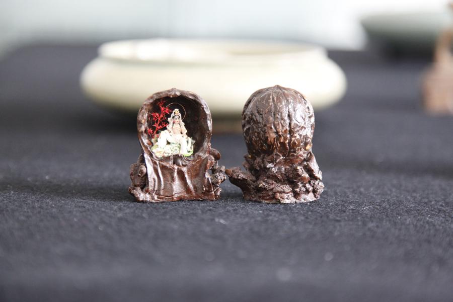 面塑千奇——张宝琳面塑艺术作品展