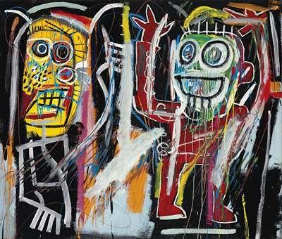 艺术圈的瘾君子都画了什么:high艺术