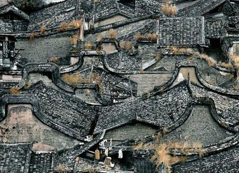 美到極致的中國古建民居