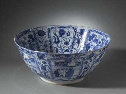荷兰馆藏的明代精美瓷器