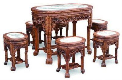 中国传统红木家具流派浅析-中国文物网-文博收藏艺术