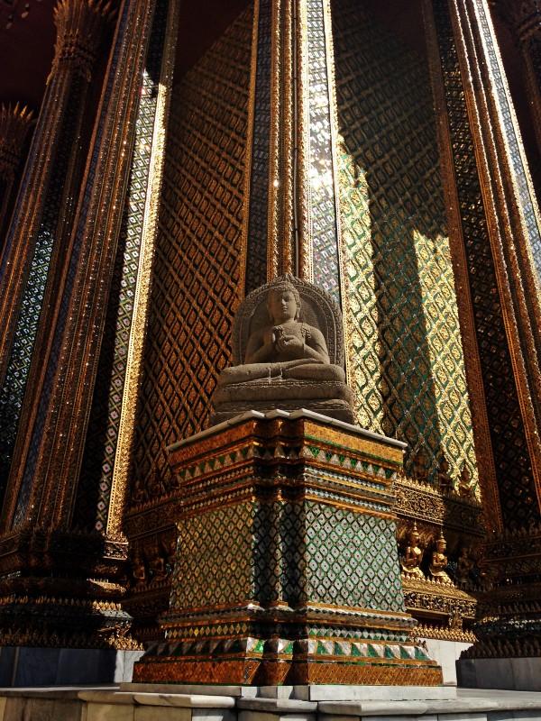 泰国大皇宫古建筑群赏析