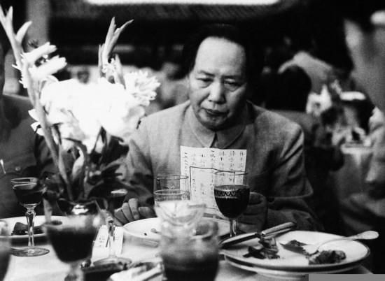 罕见老照片揭秘你从未见过的毛泽东