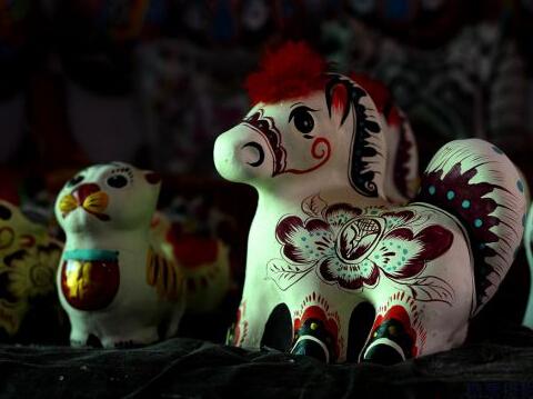 凤翔泥塑:古老的民间艺术