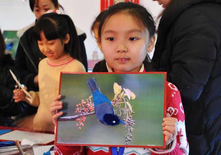 老北京绝活儿——堆绣