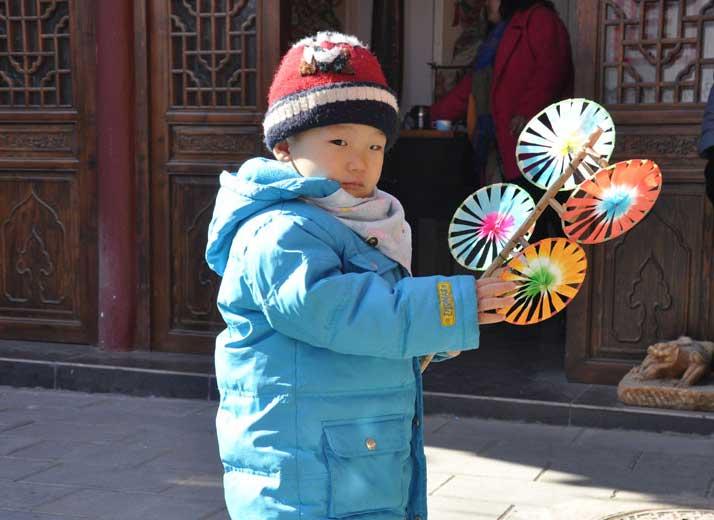 北京绝活儿:老北京风车