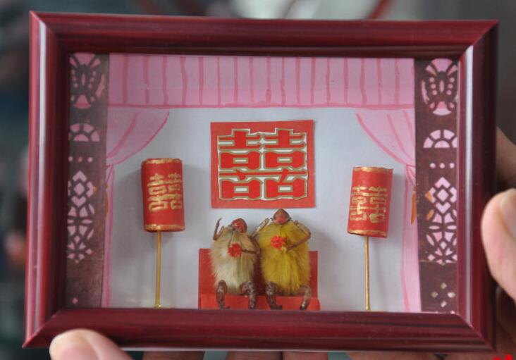 北京绝活儿:毛猴