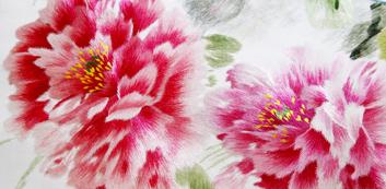 针尖上的女红:马凤兰苏绣作品欣赏