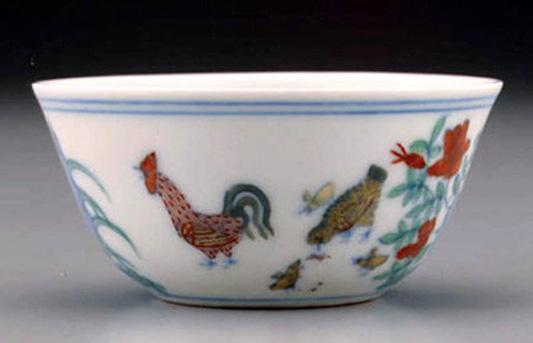 明成化瓷:拍卖天价的缔造者与保持者
