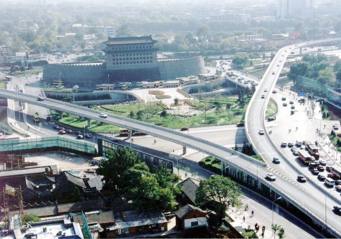相生or相克:城市发展与古建保护