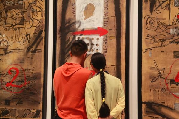"""北京民生现代美术馆""""民间的力量""""开馆大展在京开幕"""