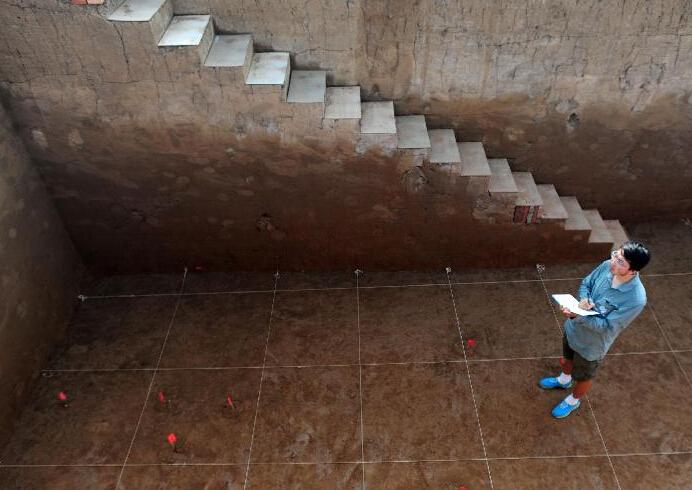 沈阳农大后山遗址考古出土近千件石制品