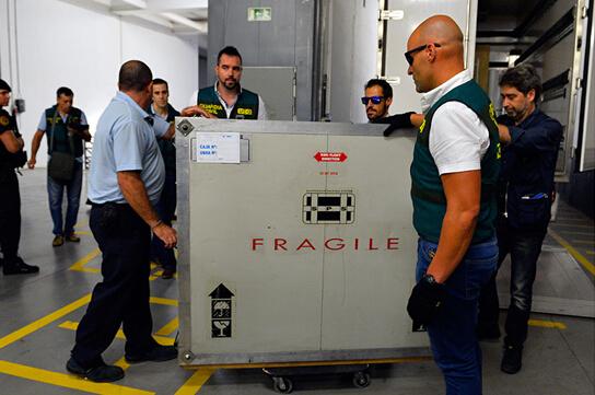 法国海关助力西班牙警方将追回 1.7 亿元毕加索杰作