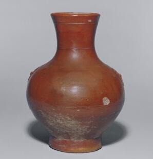 釉陶是原始瓷和成熟瓷器之间的过渡器