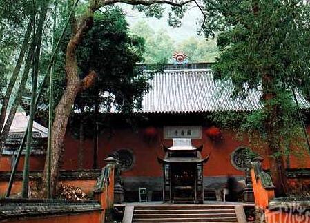 天臺國清寺