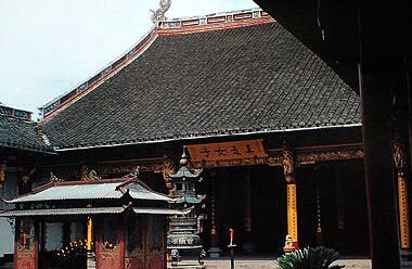 上虞曹娥廟