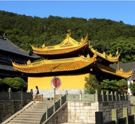 普陀法雨寺