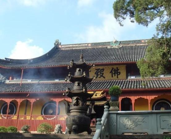 鄞州天童寺