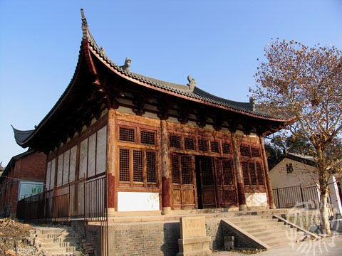 金华天宁寺