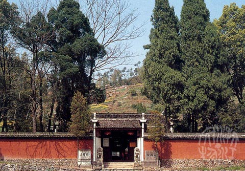 武义延福寺