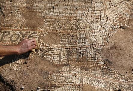 以色列考古部门发现1500年前拜占庭修道院