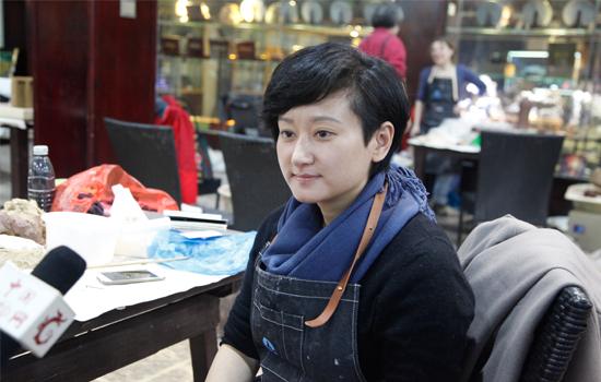 姜晓燕:陶瓷艺术是源于生活的内心独白