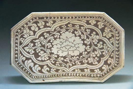 瓷上水墨——扒村窑