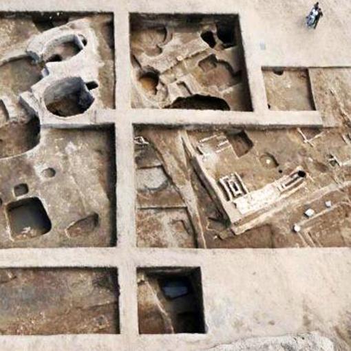 吉林发现辽金时期完整陶窑遗址