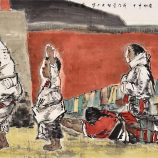 民族韵 . 春光美:北京的五月刮来一阵民族风