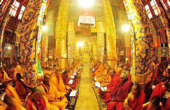 试述藏传佛教祈愿礼俗与健康的关系
