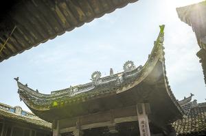 [宁波]江北庄桥马径村:百年儒商文化绵延不息