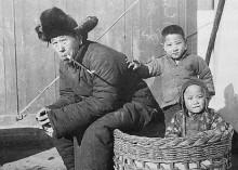一个德国人镜头下的老北京